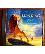 The Lion King [Original Motion Picture Soundtrack] by Hans (Composer) Zimmer - $18.00
