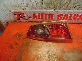 09 08 Mitsubishi Lancer oem left inner trunk mounted brake tail light as... - $24.74