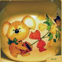 Hallmark - Happy CHristmas - Satin Ball 1980 - Keepsake Ornament - $8.61