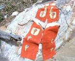 Leather kids chap vest sets 073 thumb155 crop