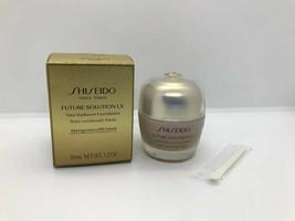 NEW Shiseido Future Solution LX Total Radiance Foundation SPF15 - # Rose... - $89.09