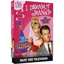 I Dream Of Jeannie: The Complete Series DVD New... - $31.07