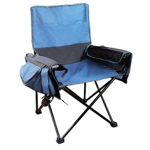 Stansport Ultimate Event Chair - Two Tone Blue - $72.17