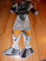 Boy's Size Small 4-6 Disney Star Wars Boba Fett Bounty Hunter Costume Ma... - $35.00