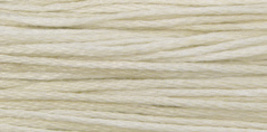 Linen (1094) 6 strand embroidery floss 5yd skein Weeks Dye Works - $2.25