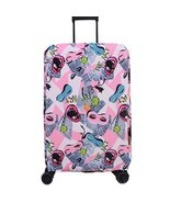 George Jimmy Luggage Protector Beautiful Suitcase Cover Printed Luggage ... - $21.70