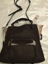 Kooba Women's Chic Handbags Pebbled Leather Cross Body Bag Free Shipping... - $171.84