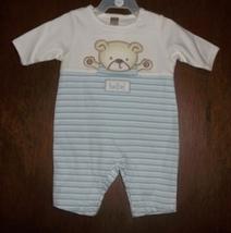 Preemie Boys Long Sleeved Longall - $15.00