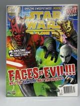STAR WARS Magazine THE CLONE WARS #13 Newsstand 2012 Titan Comics VG - $18.66