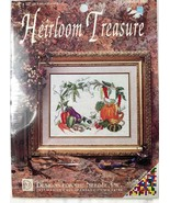 Harvest Time Cross Stitch Kit 5239 Heirloom Treasure Designs for the Nee... - $8.79