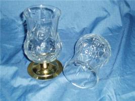 Home Interiors Hurricane Votive Cups Homco - $9.99
