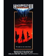 """Halloween III """"Season Of The Witch"""" Movie Reproduction Stand-Up Display - $16.99"""