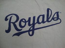Kansas City Royals MLB light blue T Shirt XL - $11.87