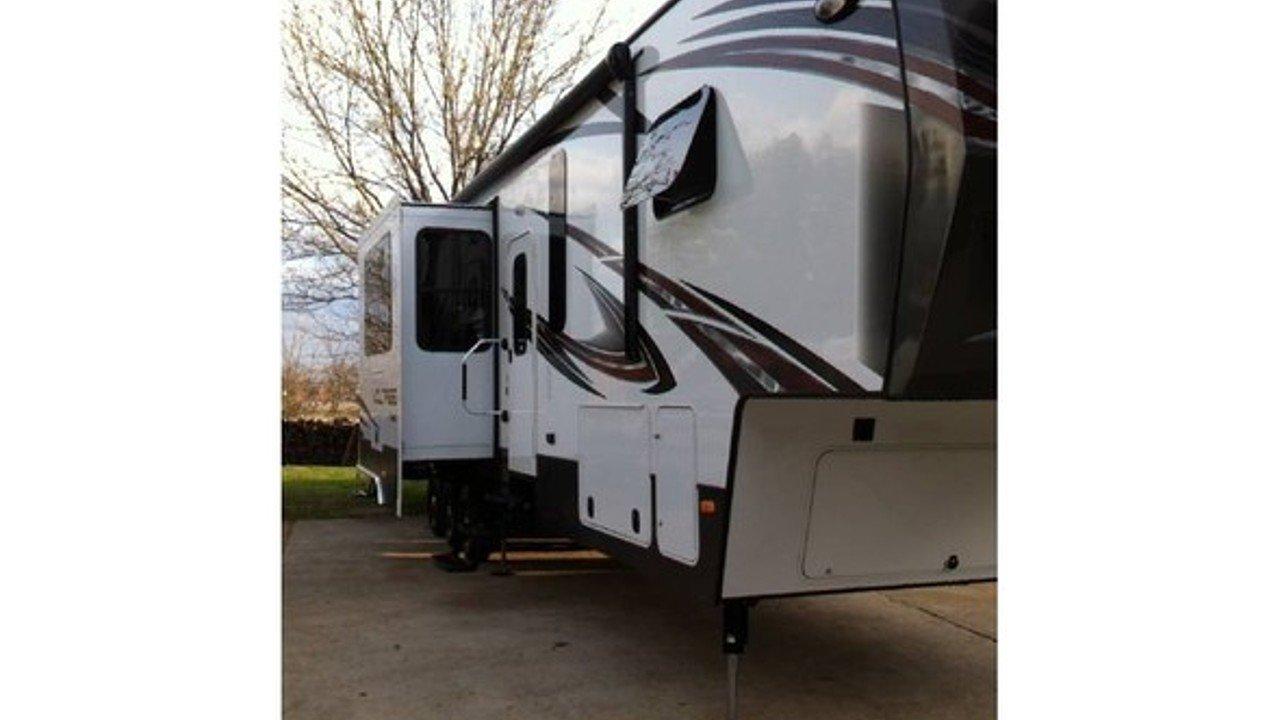 2015 dutchmen voltage travel trailers  rv 300165027