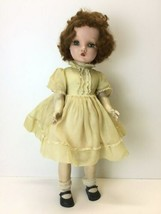 "Vintage Madame Alexander Winnie Walker ( Cissy face) 25"" Tall Green Eyes Doll image 1"