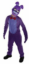 Rubie's Five Nights Child's Value-Priced at Freddy's Bonnie Costume Medium Note - $18.61