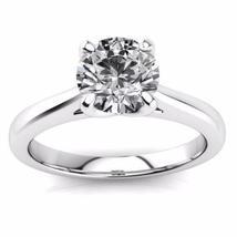 14K White Gold Engagement Ring - $525.00