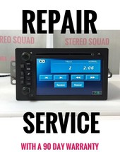 (Contact Us) Repair Service For Your Gm Navigation Radio With Bad Cd Dvd Drive - $160.25