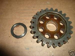 Primary image for KICKSTART IDLER GEAR 1976 76 YAMAHA DT400 DT 400 1975