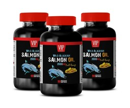 weight control supplement - WILD SALMON OIL 2000mg - astaxanthin antioxi... - $42.03