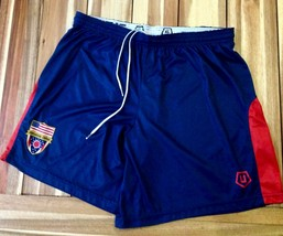 Women's Un1tus Soccer Shorts XL 100% polyester With Flaws - $15.88