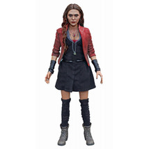 Elizabeth Olsen Poseable Figure from The Avengers Age Of Ultron MMS301 - $377.93