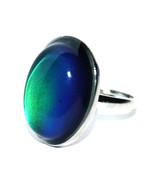 Adjustable Oval Mood Ring - $2.49