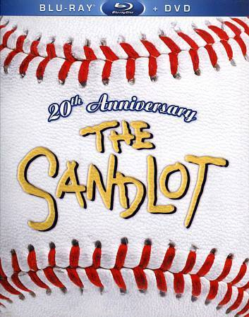 The Sandlot (Blu-ray/DVD, 2013, 2-Disc Set, 20th Anniversary Edition)