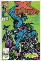 X-Factor #57 Copper Age Collectible Comic Book Marvel Comics! - $1.99