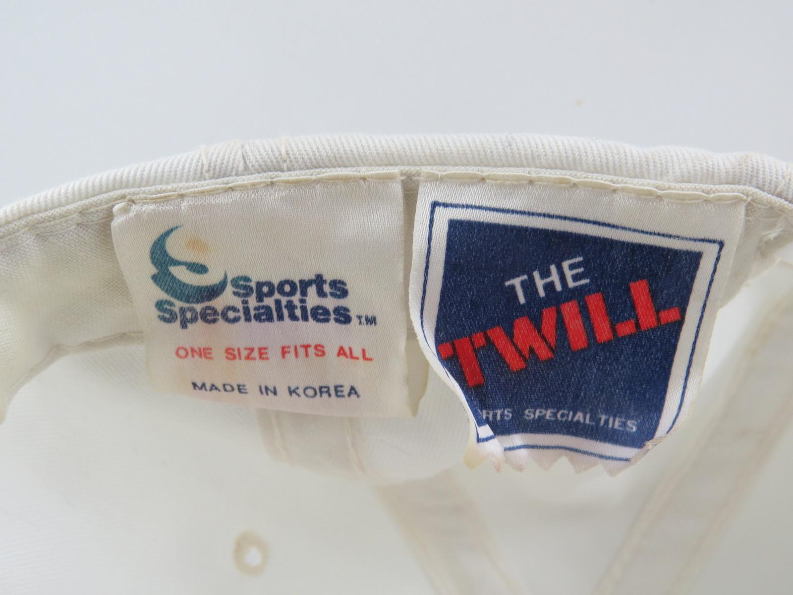 ASU Sundevils Hat (VTG) - ASU Rose Bowl Hat Sports Specialties - Adult Snapback