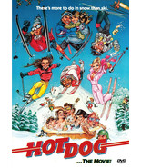 HOT DOG  David Naughton  Patrick Houser  Comedy Romance  All Region DVD - $9.01