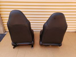00-05 Toyota MR2 Spyder Seats L&R Reupholstered W/ Tracks image 8