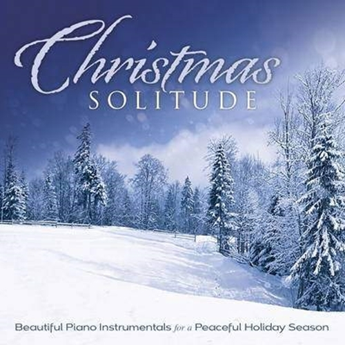 Christmas solitude   piano instrumental