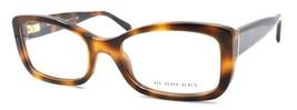 Burberry B 2130 3316 Women's Eyeglasses Frames 51-18-135 Brown Tortoise ... - $46.33