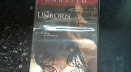 The Unborn Unrated DVD (2009) - $4.00