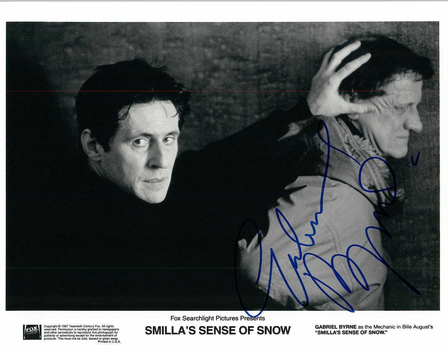 Primary image for Gabriel Byrne Signed Autographed Glossy 8x10 Photo