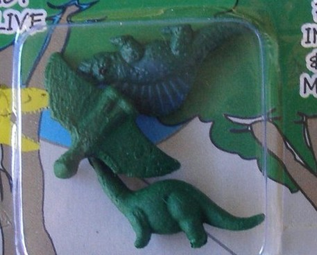 NIP Grow Pals Grow Your Own Dinosaurs 3 in Pkg