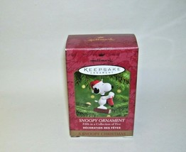 1999 Hallmark Ornament Snoopy Peanuts Gang 50th Anniversary - $21.03