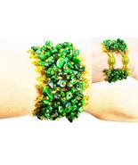 Beaded Stones Bracelet - $13.99