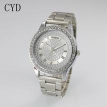 2017 Fashion Watch Geneva Unisex Quartz Watch Women Analog Wristwatches ... - $14.00