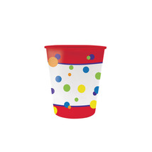Feliz Cumpleanos 12 oz Plastic Keepsake Cup/Case of 12 - $24.71