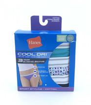 Hanes Women's 3-Pack Cool Dri String Bikini Panties - Size S/5 Small - $11.30