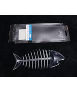 DOMAY AQUA FISH SOAP HOLDER Clear  NEW - $9.89