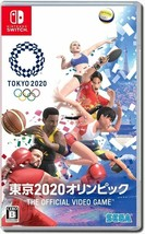 Nintendo SWITCH TOKYO 2020 Olympic The Official Video Game SEGA JP stock on hand - $65.83