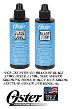 2-Oster Premium Lubricating BLADE/Shear Oil Lube*Also For Andis,Wahl,Geib Clipper - $500.00