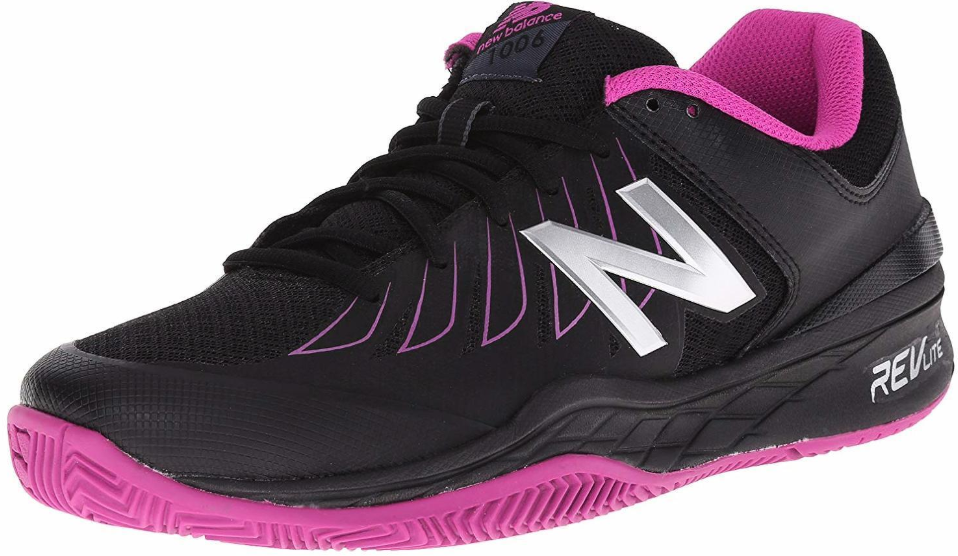 New Balance 1006 v1 Size US 6.5 M (B) EU 37 Women's Tennis Court Shoes WC1006WR
