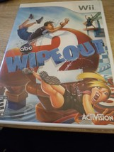 Nintendo Wii WipeOut 2 - COMPLETE image 1