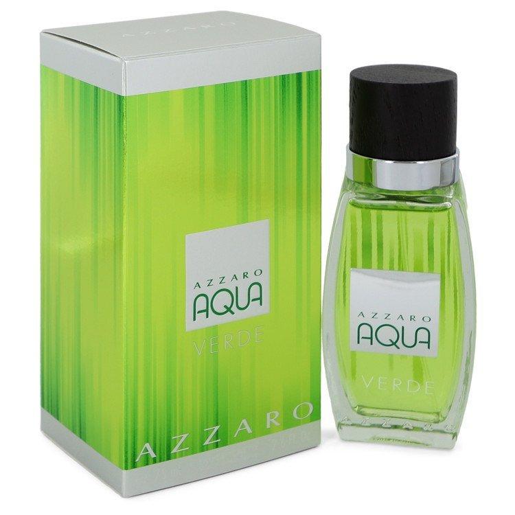 Azzaro aqua verde 3.4 oz cologne
