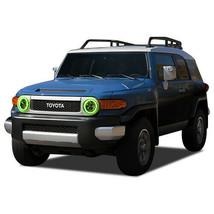 for Toyota FJ Cruiser 07-13 Green LED Halo kit for Headlights - $96.33
