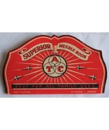 Vintage Needle Book ATC Superior Sewing Needles Advertising Germany - $6.92